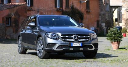 nuova Mercedes Classe E All-Terrain 2017 puntata Top Fleet