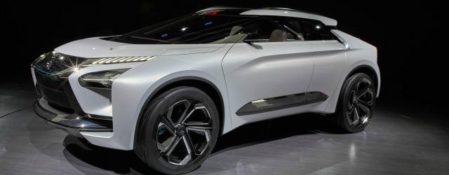 nuova Mitsubishi e-Evolution
