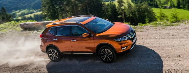 nuova Nissan X-Trail 2017