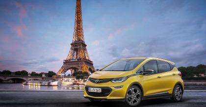nuova Opel Ampera-e 2016