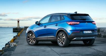 nuova Opel Grandland X 2018