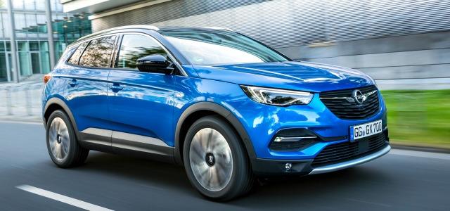 nuova Opel Grandland X Adas
