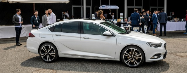 nuova Opel Insignia Grand Sport 2017 Fleet Motor Day