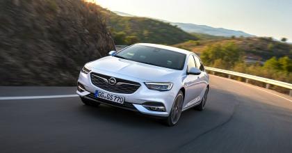 nuova Opel Insignia Grand Sport 2017 flotte aziendali