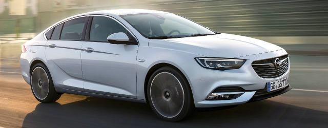 nuova Opel Insignia Grand Sport 2017