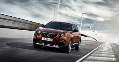 nuova Peugeot 3008 Suv