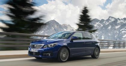 nuova Peugeot 308 2017 flotte aziendali