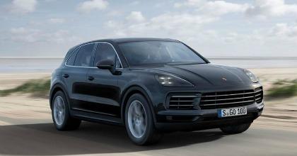 nuova Porsche Cayenne 2018