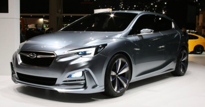 nuova Subaru Impreza 2018 Salone Francoforte