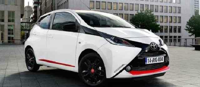 nuova citycar Toyota Aygo 2018