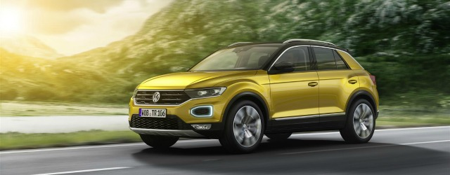 Gamma Volkswagen 2018: Volkswagen T-Roc