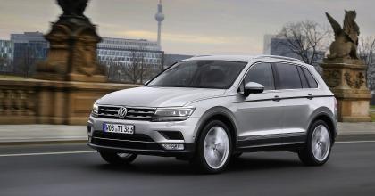nuova Volkswagen Tiguan 2016 mercato italia