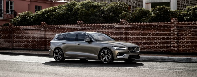 nuova Volvo V60 Fleet Motor Day 2018