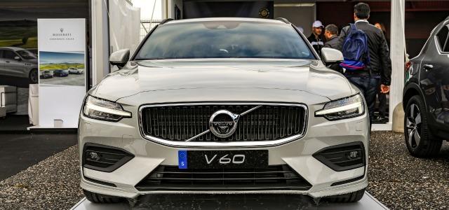 nuova Volvo V60 Vallelunga