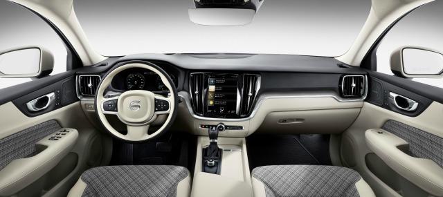 nuova Volvo V60 Station Wagon