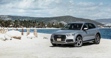 Nuova Audi Q5 2017 - gli esterni