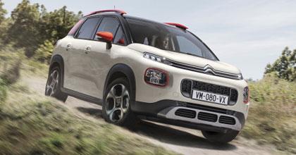 Nuova Citroën C3 Aircross