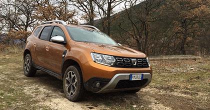 Nuova Dacia Duster 2018