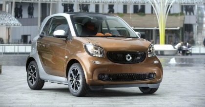 nuova fortwo 2014