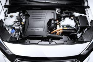 il motore della nuova Hyundai Ioniq