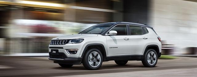 La nuova Jeep Compass 2017