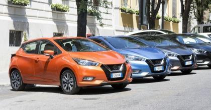 Nuova Nissan Micra in tour per l'Italia