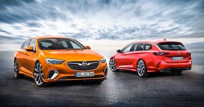 Opel Insignia GSi è ordinabile