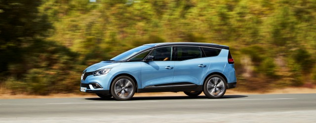 Nuova Renault Grand Scenic 2017