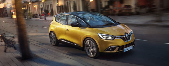 Gamma Renault Business Scenic 2018