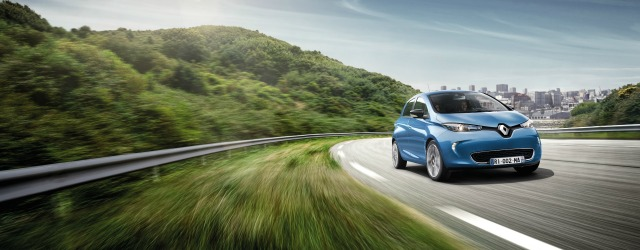 Nuova Renault ZOE 2017