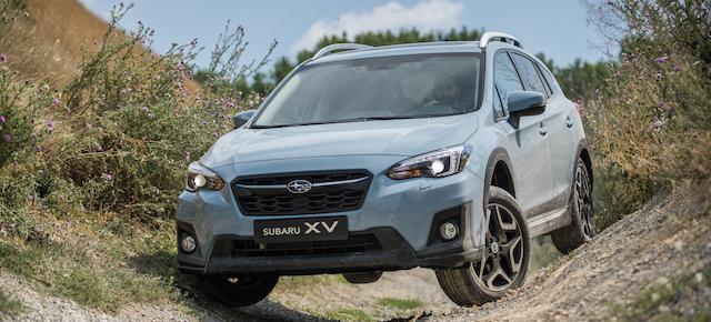 Gamma Subaru 2018: Subaru XV