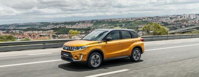 Nuova Suzuki VITARA, il suv compatto