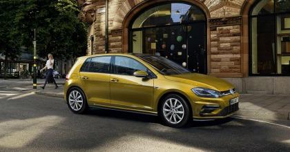 Nuova Volkswagen Golf a metano
