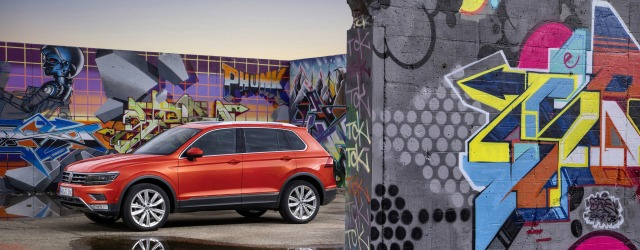 Nuova Volkswagen Tiguan Business