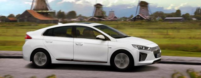 nuove auto Hyundai Ioniq