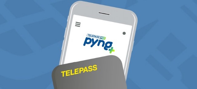 Sono stati annunciati nuovi servizi per Telepass Pay