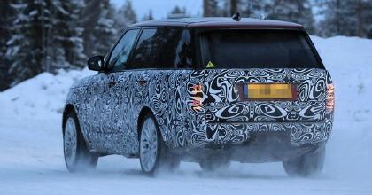 nuovo Range Rover 2018