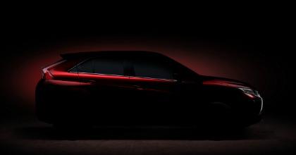 nuovo Suv Mitsubishi Salone di Ginevra 2017