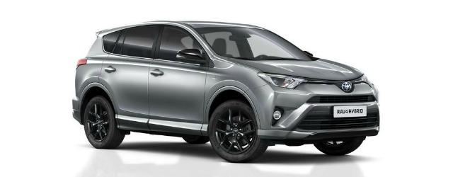 nuovo Toyota Rav4 Hybrid 2018