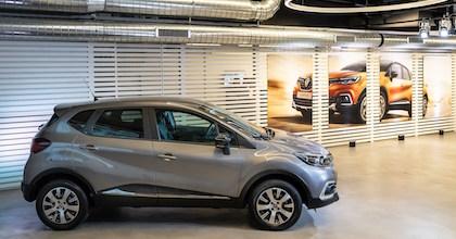 Il nuovo Renault Captur Sport Edition