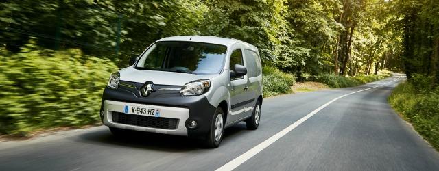 È arrivato sul mercato italiano il Nuovo Renault Kangoo Z.E. 2017