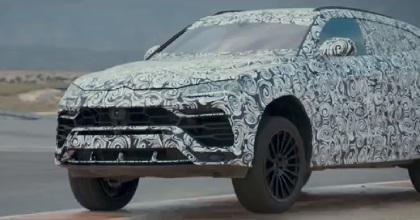 Il nuovo Suv Lamborghini Urus
