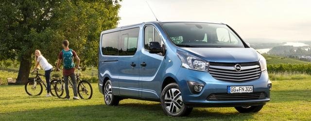 Schemi Elettrici Opel Vivaro : Opel vivaro life una insolita versione del furgone più venduto in