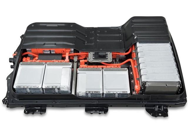 pacco batterie auto elettrica