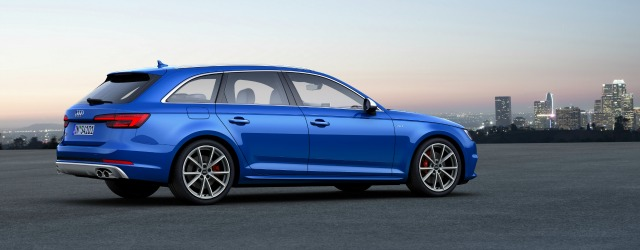 panoramica generale Audi A4