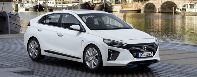 panoramica Nuova Hyundai IONIQ Hybrid