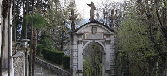 Il percorso votivo offerto dal Sacro Monte di Orta