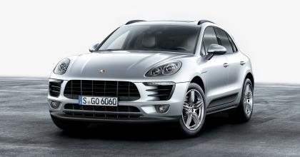 Porsche Macan pacchetti Business