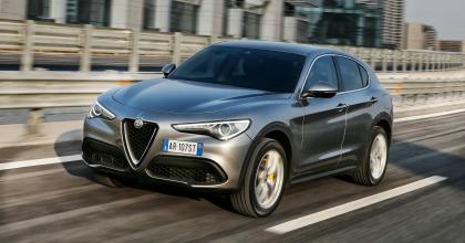 Nuovi motori Alfa Romeo Stelvio