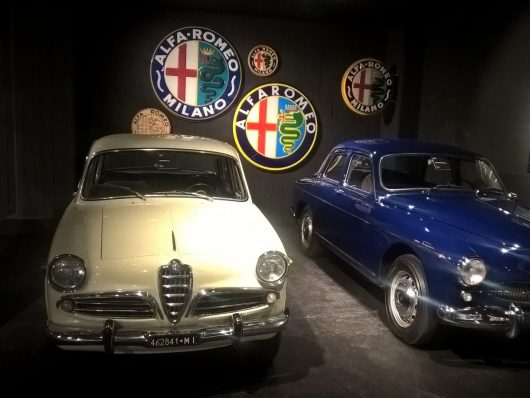 post vendita concessionari Museo Alfa Romeo 2016